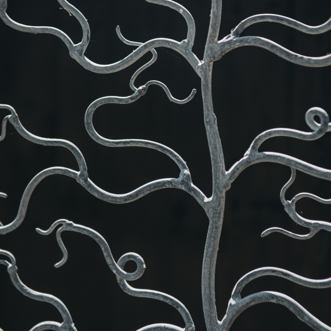 Christopher Townsend: Tree Screen, detail showing screen alone