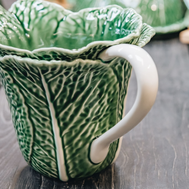 Cabbage Pitcher - Handle