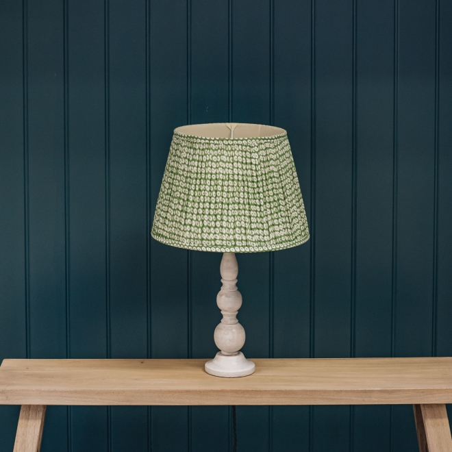 Otto Table Lamp in White