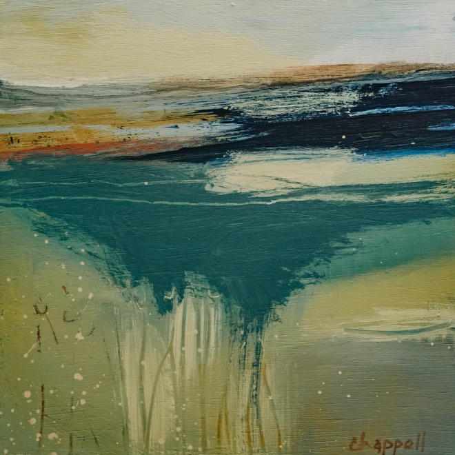 Caroline Chappell: Cotswold Earth and Sky 3