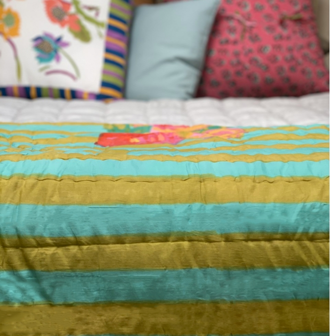 Nizam Striped Quilts